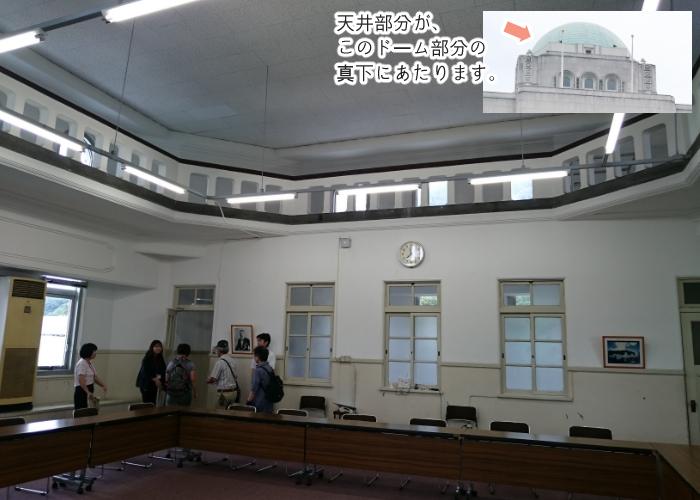 県庁ドーム会議室