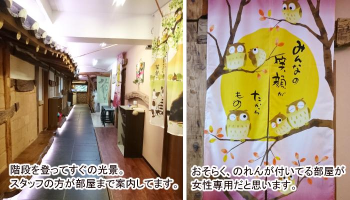 Tokyo House Inn記事部屋の様子1