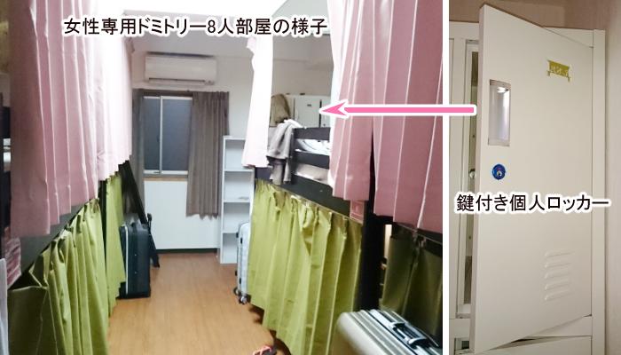Tokyo House Inn記事部屋の様子3