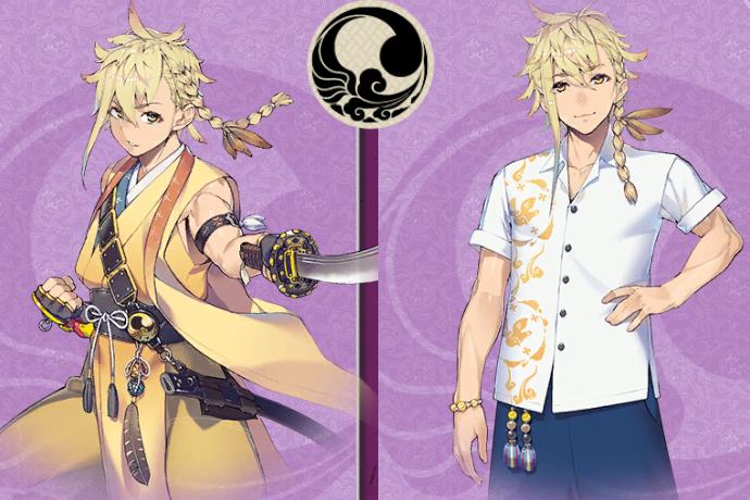 新刀剣男士【治金丸】4