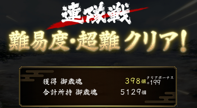 刀剣乱舞2020年12月[連隊戦]遊び方5